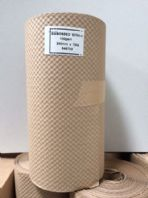 Eco Friendly Embossed Paper Rolls 350mm x75m 100gsm